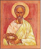 H. Justinus de Martelaar